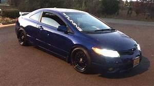 2007 Honda Civic Si Coupe  Short Intro