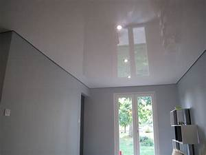 Dcoration Rnovation Plafond Tendu Laqu By Steeve Mieulet