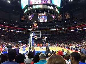 Staples Center Section 115 Home Of Los Angeles Kings