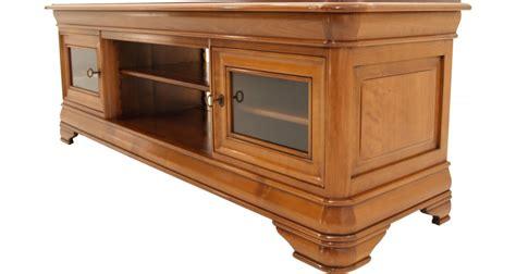 meuble de cuisine haut pas cher meuble tele bas merisier