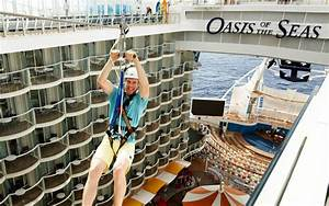 Royal Caribbean's Oasis of the Seas Cruise Ship, 2018 and ...