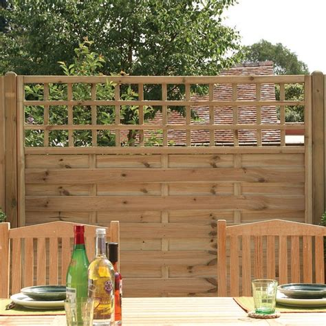 Wooden Small Fence Panels Ideas  Best House Design