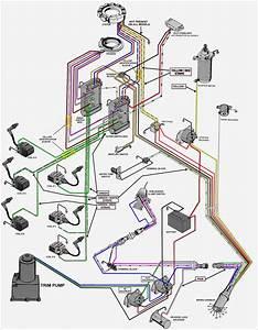 1997 Nitro Mercury 200 Outboard Trim Switch Wiring Diagram
