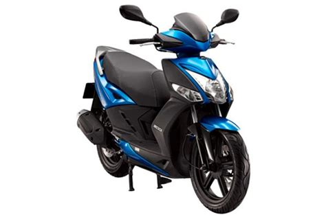 Kymco Modellen  Wlies Scooters