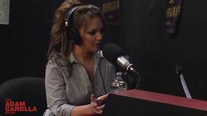 Leah Remini Tells Adam Carolla He's a Suppressive - YouTube