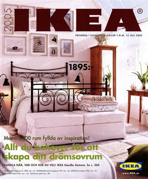 ikea catalog cover