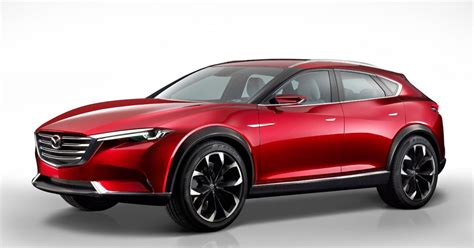 mazda car lineup mazda announces plans to add fourth crossover to lineup by