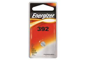 Lithium Battery Replacement Chart 392 Battery Energizer