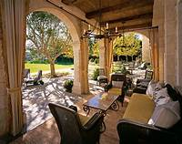 interesting mediterranean patio decor ideas 13 Drop Dead Gorgeous Places to Spend Your Summer ...