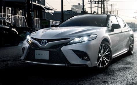Toyota Camry Hybrid 4k Wallpapers by Toyota Camry Hybrid Ws 2018 4k 2 Wallpaper Hd Car