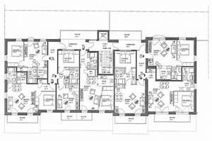 Aufzug Kosten Mehrfamilienhaus : 25 b sta grundriss mehrfamilienhaus id erna p pinterest ~ Michelbontemps.com Haus und Dekorationen