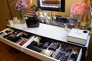 Boite Rangement Maquillage Ikea : boite maquillage rangement maison design ~ Dailycaller-alerts.com Idées de Décoration