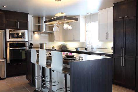 cuisine 2 couleurs emejing armoire cuisine 2 couleurs pictures joshkrajcik