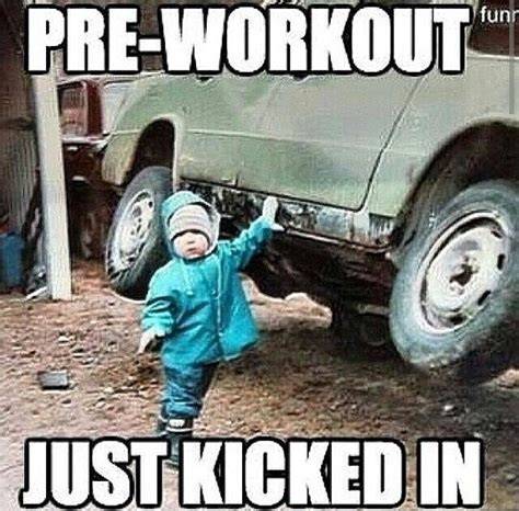 Pre Workout Meme - gym humor gym funnies pinterest