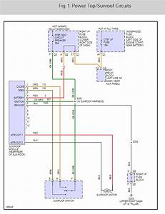 Diagram  1987 Ford Thunderbird Sunroof Wiring Diagram