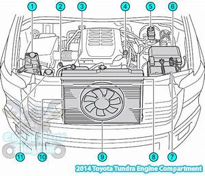 2008 Toyota Tundra Engine Diagram