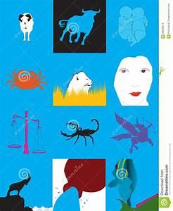 Horoscope Stock Illustration  Illustration Of Birth