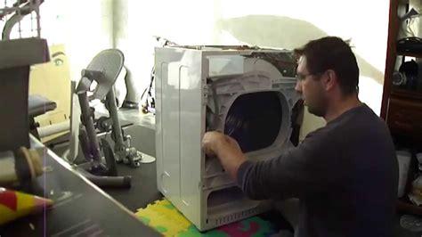 courroie seche linge whirlpool probl 200 me de d 201 marrage d un s 200 che linge est remplacement d un condensateur