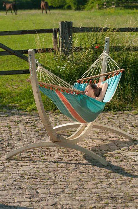 la siesta amaca amaca fruta singola con supporto canoa la siesta