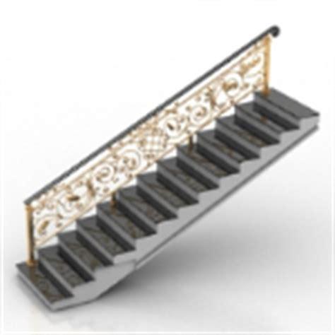 escaliers escalier stairway mod 168 168 les 3d free 3d model free 3d models
