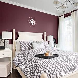 une chambre hollywood glam chambre inspirations With chambre mauve et beige