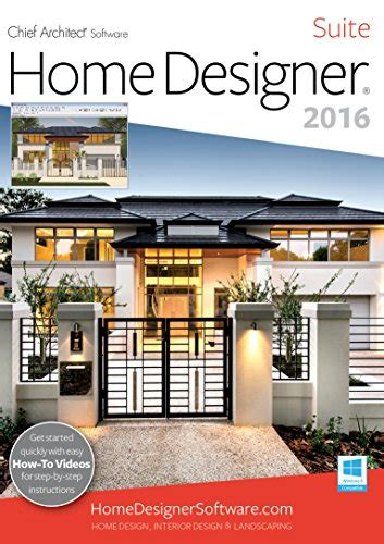 Home Designer Suite With by Home Designer Suite Pc 2016 Cadinfo Net