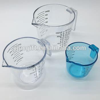good cook  piece plastic measuring cup set  lids