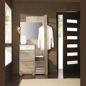 meuble d39entree clip azura home design With meuble entree avec miroir 3 meuble dentree maja azura home design