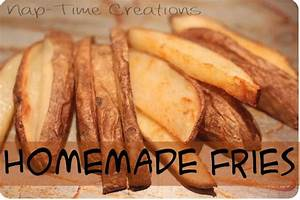 Homemade Fries and Coupons! - Life Sew Savory