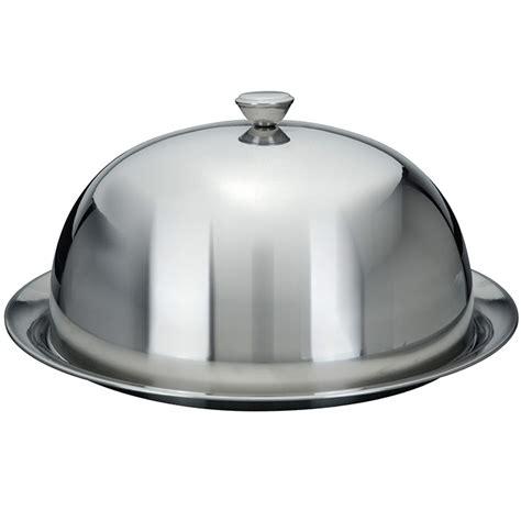 cloche de cuisine cloche couvre assiette façon maitre d 39 hotel assiette en inox