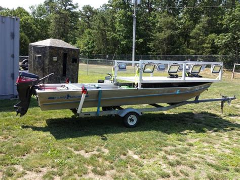Boat Lights For Bowfishing by 15 Bowfishing Boat For Sale Ready To Stick Fish