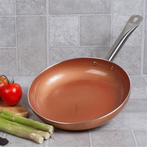 ddi  copper  stick fry pan  cm case   walmartcom walmartcom