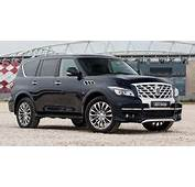 2015 INFINITI QX80 Limited Is Red Carpet Glamour With