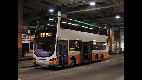 hong kong bus nwfb    volvo btl