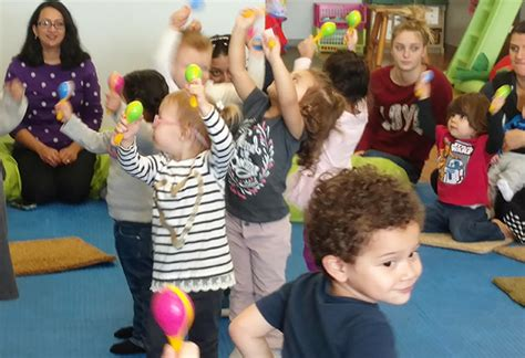 Music activities for kids are popular with little ones, they're fun, and they help kids learn skills and music and math are also very intertwined, so it would only make sense for one area to build on take turns being the leader and creating dance steps or arm movements to go along with the music you. Parent Participcation Programs - Growing Brilliant Preschool