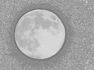 Full Moon Drawings