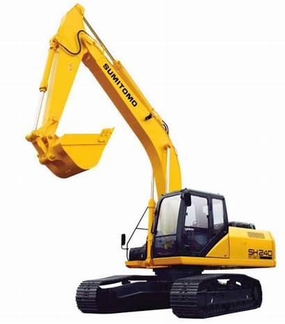 Sumitomo Excavator Excavators Ton Weight Tons Sh240