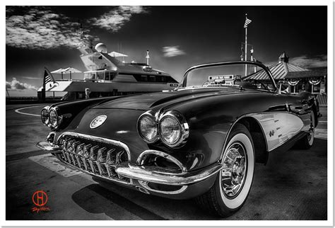 Corvette Chevrolet Classic Car
