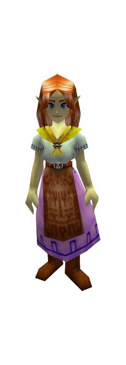 Malon Adult Zelda Oot Ocarina Legend Wikia