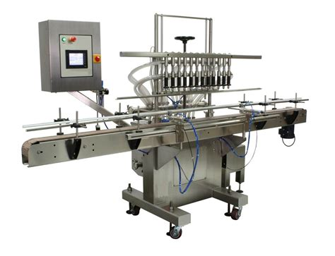 filling machine spartan packaging