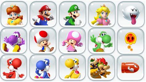 Super Mario Run All Characters New Character Princess