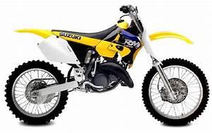98 U0026 39  Rm125 Same As 00 U0026 39   - Suzuki 2-stroke
