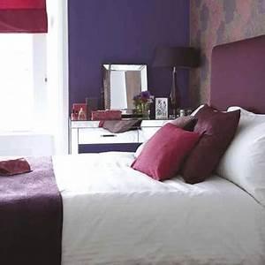 Deco Vieux Rose : 8 id es peinture pour une chambre d 39 adulte avec du violet ~ Teatrodelosmanantiales.com Idées de Décoration
