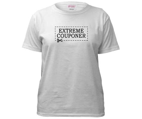T Shirt Ng Tv couponer t shirt tlc couponing shirt