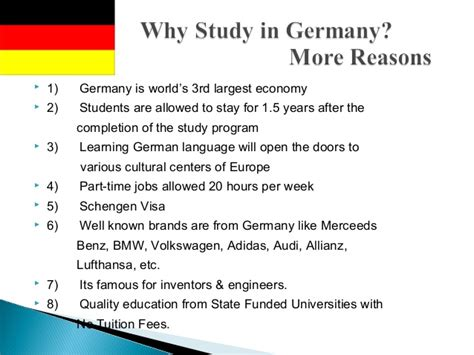 Study in Germany  Free Education in 30 state University