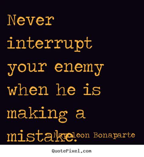 quotes  success  interrupt  enemy