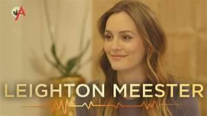 Leighton Meester | Sound Advice - YouTube