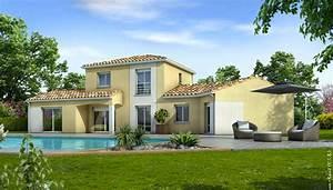 Maison En L Moderne : maison moderne ancolie plan maison gratuit ~ Melissatoandfro.com Idées de Décoration