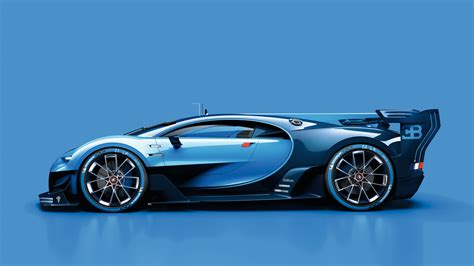 With records for the fastest car in the world, a rich racing heritage, and being the first automaker to ever make a production car with 1,000 hp, bugatti has the bragging rights to back up its extremely expensive hypercars. This is Bugatti's Vision Gran Turismo racing car | Top Gear