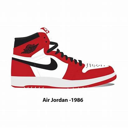 Jordan Vector Air 1986 Jordans Sneakers Shoes